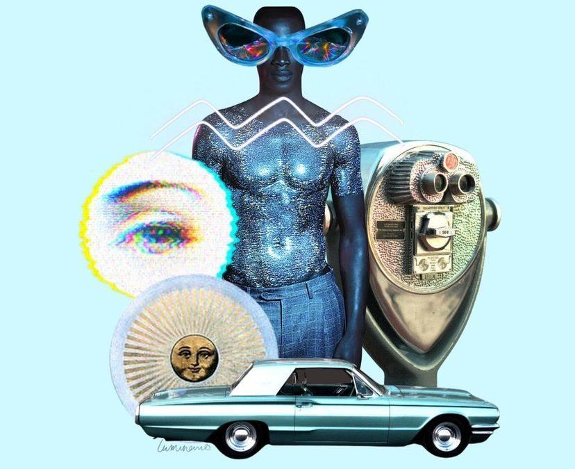 The Aquarius Man