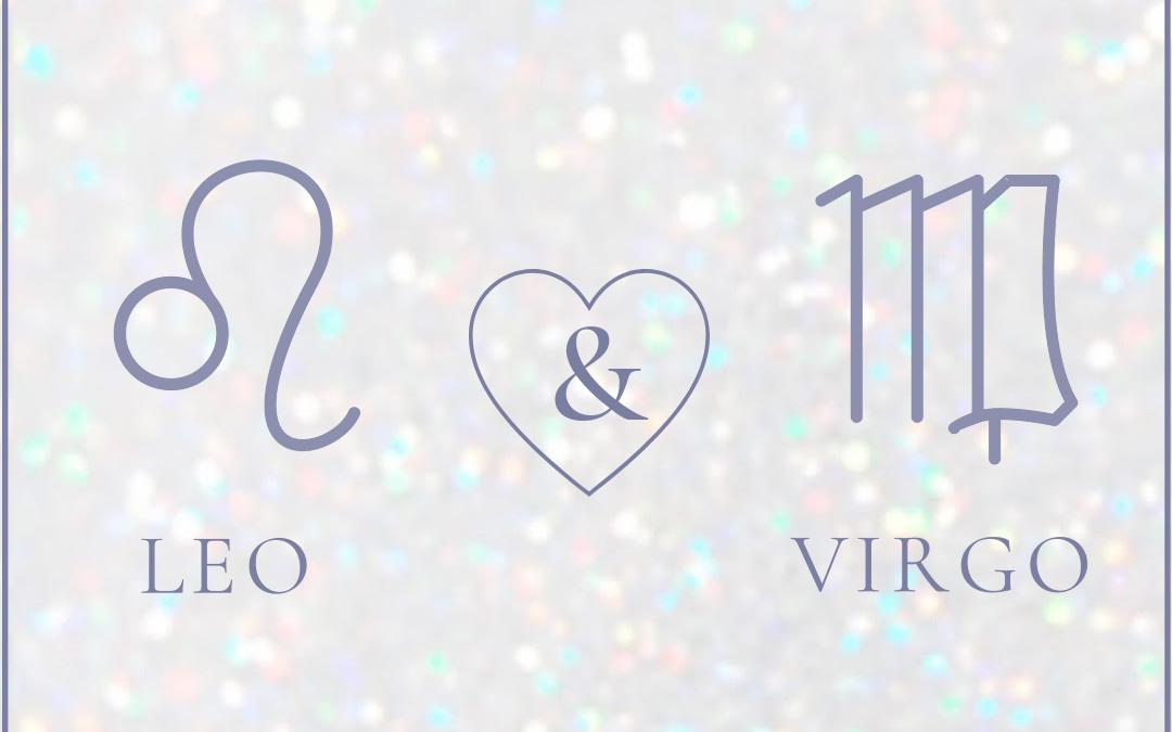 Leo Woman – Virgo Man