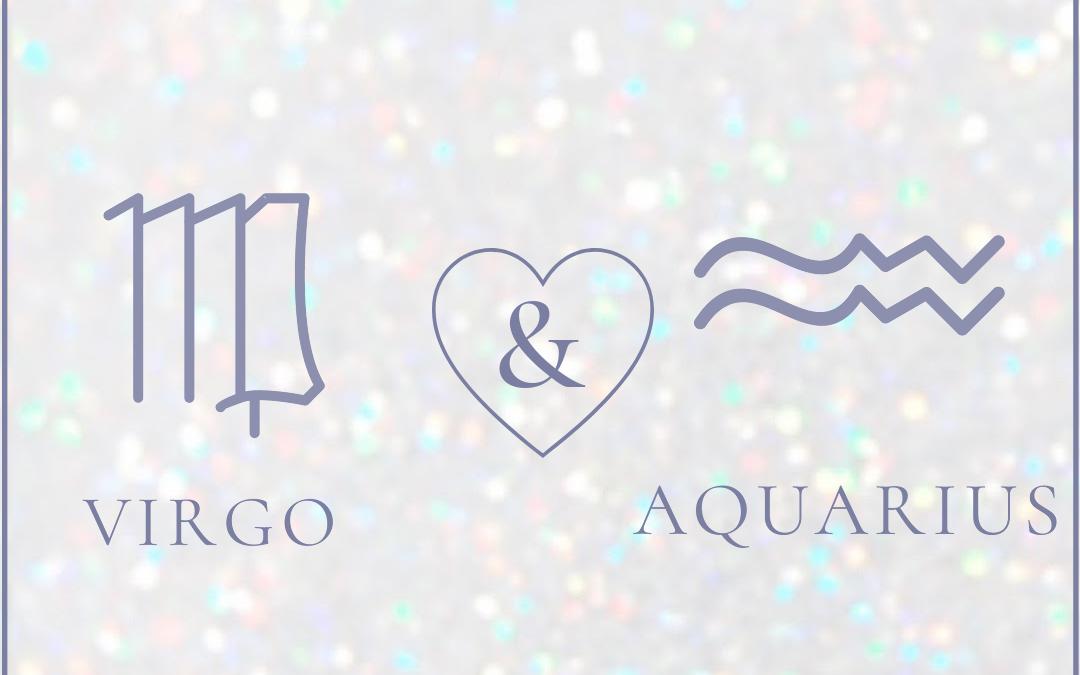 Virgo Woman – Aquarius Man