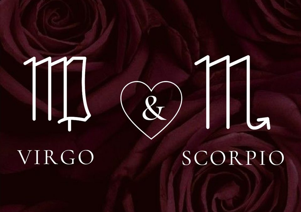 Scorpio Woman – Virgo Man