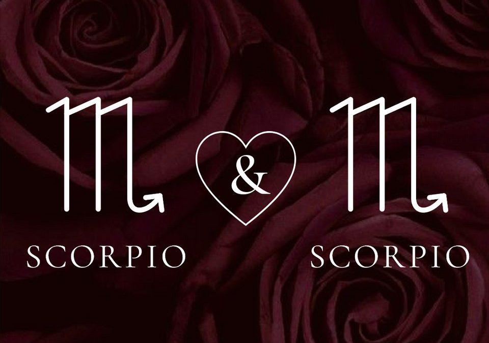 Scorpio Woman – Scorpio Man