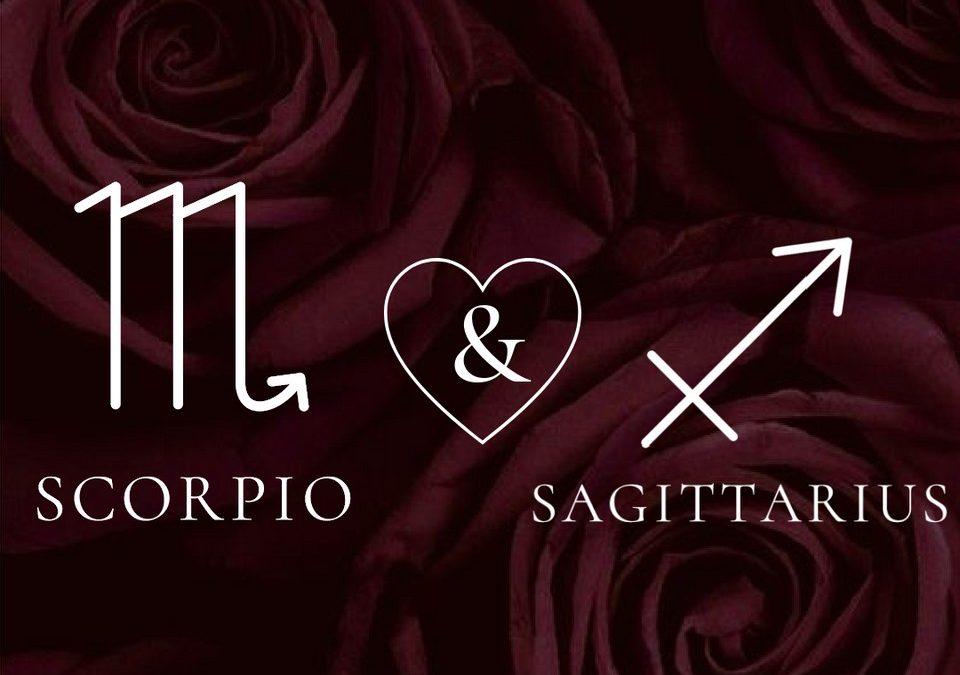 Scorpio Woman – Sagittarius Man