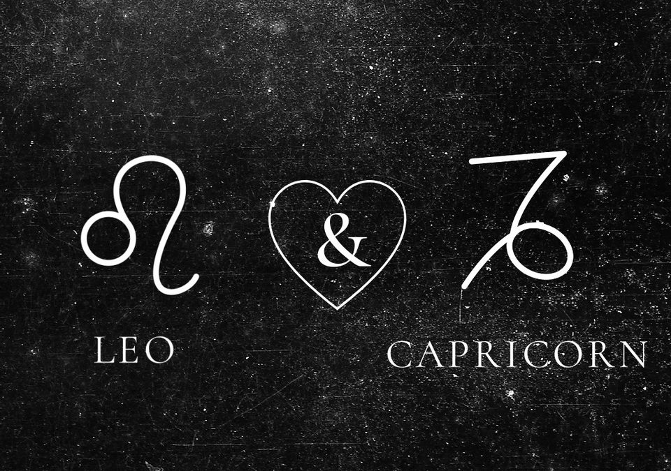 Capricorn Woman – Leo Man