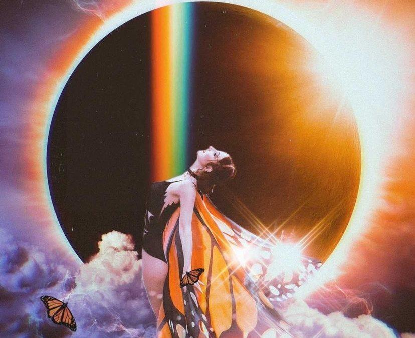Full Moon in Sagittarius & Lunar Eclipse