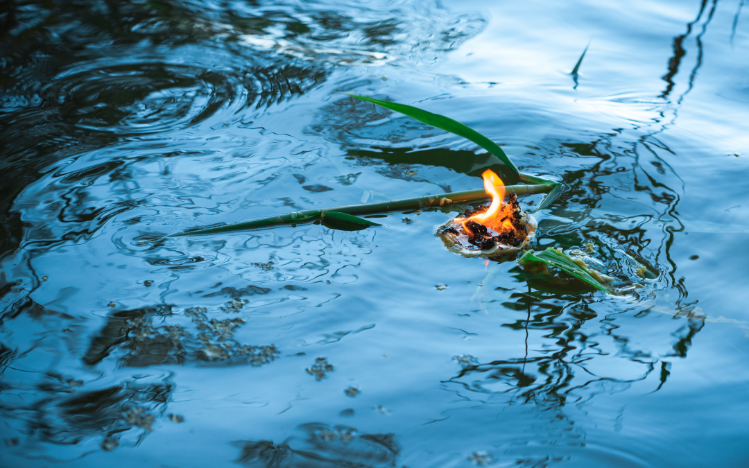 The Elements – Fire, Earth, Air, and Water